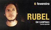 Rubel em Campinas   Voz e Violão