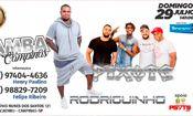 Samba Campinas - Pixote + Rodriguinho