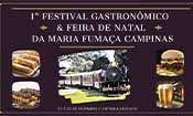 Festival Gastronômico & Feira de Natal