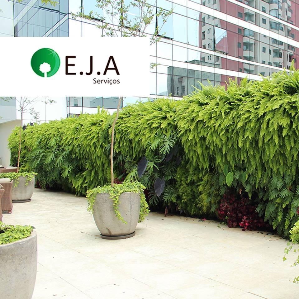 E.J.A Serviço de Jardinagem, Limpeza, Corte e Poda de árvores