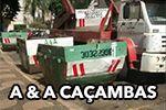 A & A Caçambas - Campinas