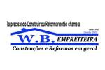 WB Empreiteira