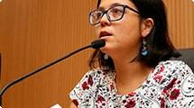Mariana Conti promove primeira parte da Sessão Ordinária desta quarta