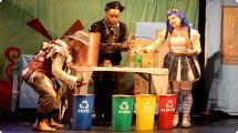 Espetáculo infantil inspirado em clássico da literatura debate sustentabilidade